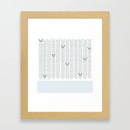 Coit Pattern 2 Framed Art Print