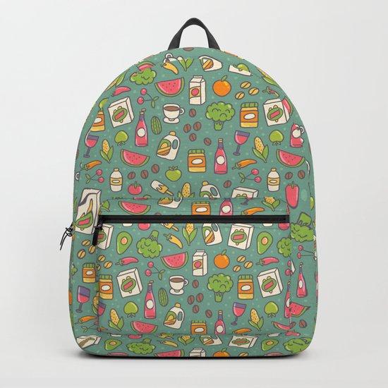 Shopping Backpack