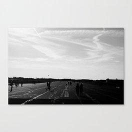 Tempelhofer Feld, Berlin, 2017 Canvas Print
