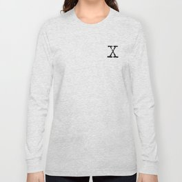 X Marks the spot redux Long Sleeve T-shirt