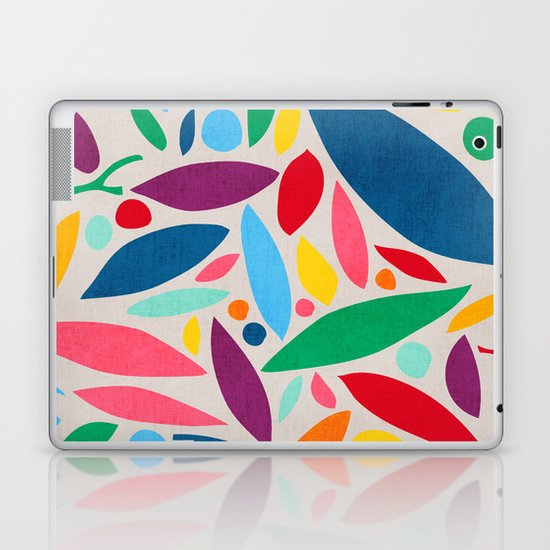 Found Objects Laptop & iPad Skin