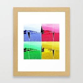 13/ Artpop by Jason Sullovan Framed Art Print