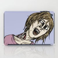 in the flesh iPad Cases featuring The Fresh Flesh by Efraim