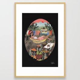Afternoon Framed Art Print