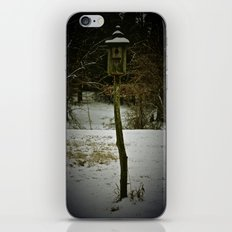 treehouse iPhone & iPod Skin