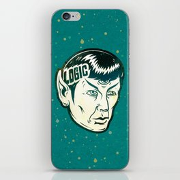 Logical iPhone Skin