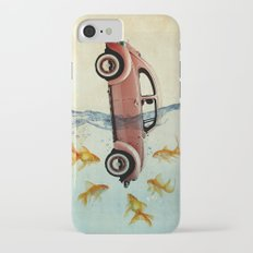 Bug and goldfish Slim Case iPhone 7