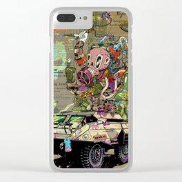Warpath Clear iPhone Case