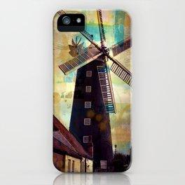 Waltham Windmill iPhone Case