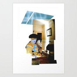 Toreador Art Print