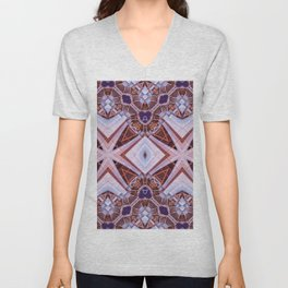 Look Up (A) Unisex V-Neck