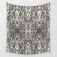 stone Wall Tapestries featuring STONE by Elvina Sindartha