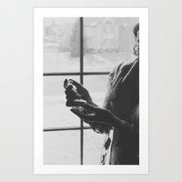 Reminisce II Art Print
