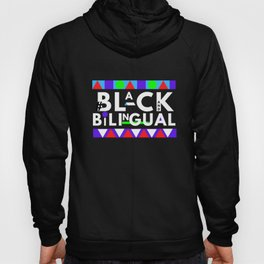 Hashtag Black & Bilingual Hoody