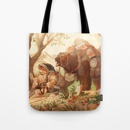 Dwarfen merchant Tote Bag