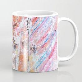 I Love Bluegrass Pastel Painting Coffee Mug