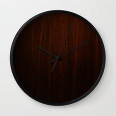 Wooden case Wall Clock