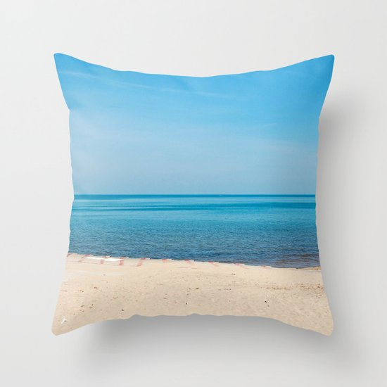 Trifecta Throw Pillow