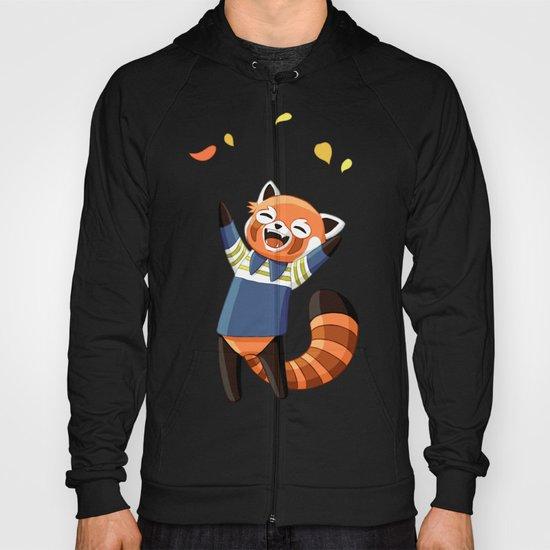 Red Panda 2 Hoody