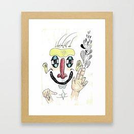 Fink Framed Art Print