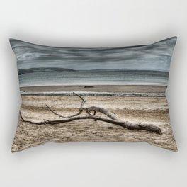 Driftwood 4 Rectangular Pillow