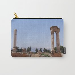 Ruins - Pillars & Mountains  Carry-All Pouch