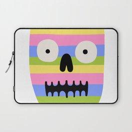 Rainbow Skull Laptop Sleeve