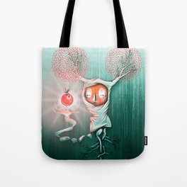 Natural Fruit Tote Bag