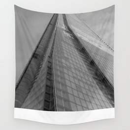 The Shard London Wall Tapestry