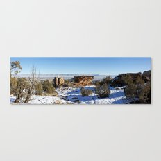 High Noon Panorama 2.0 Canvas Print
