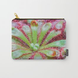 Drosera Carry-All Pouch