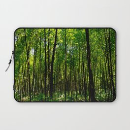 Green breeze Laptop Sleeve