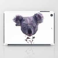 koala iPad Cases featuring KOALA by MGNFQ