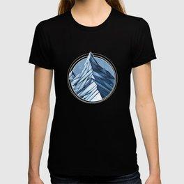 'Cystal Mountain I' T-shirt