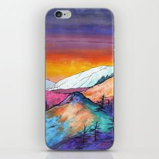 sun iPhone & iPod Skin