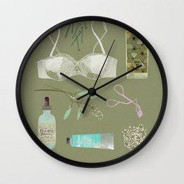 GIRLS TIME Wall Clock
