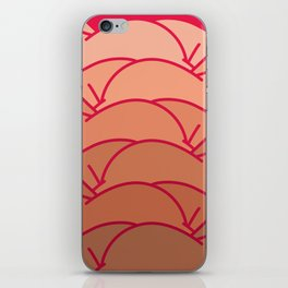 Summer Bums iPhone Skin