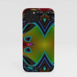 Colorandblack series 1435 iPhone Case