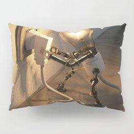 Light Bulb Plug Pillow Sham