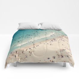 beach love V Comforters