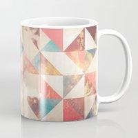 renaissance Mugs featuring Hidden renaissance by Mikath