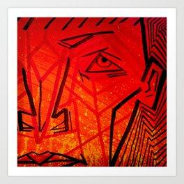 Marshall Art Print