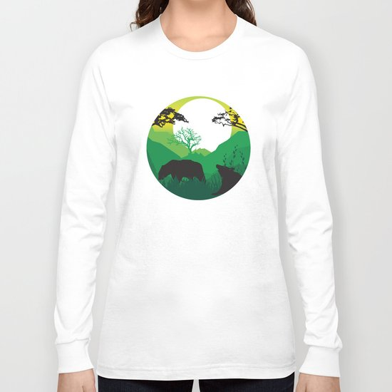 My Nature Collection No. 50 Long Sleeve T-shirt