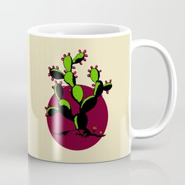 El Nopal Mexican Loteria Card Coffee Mug