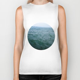 Nautical Porthole Study No.1 Biker Tank