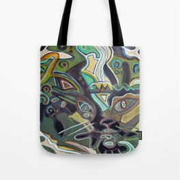 KamoKat Tote Bag