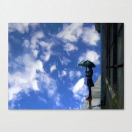 Sky Walk Canvas Print