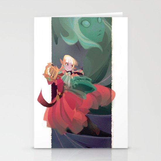 Spirit of the Goddess Stationery Cards