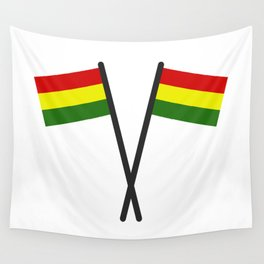 Bolivia flag Wall Tapestry
