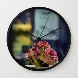 Never got to listen Wall Clock